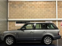 USED 2012 62 LAND ROVER RANGE ROVER 4.4 TD V8 Westminster SUV 5dr Diesel Automatic 4X4 (253 g/km, 308 bhp) +FULL SERVICE+WARRANTY+FINANCE