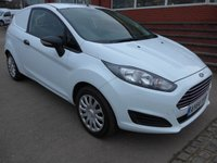 USED 2014 64 FORD FIESTA 1.5 BASE TDCI, 74 BHP, 5 SPEED, ELECTRIC PACK, LOW MILES
