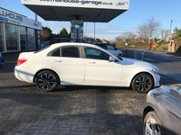 USED 2016 65 MERCEDES-BENZ C CLASS 2.1 C220 BLUETEC SE 4d AUTO White One Owner Low Mileage Full Service History Reverse Camera  Navigation Bluetooth Connectivity  C Class 2.1 C220 Bluetec SE 4d AUTO White One Owner Low Mileage Full Service History 12 Months AA Breakdown Cover Free Alloy Wheels Navigation Reverse Camera Bluetooth Connectivity