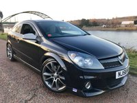 USED 2008 58 VAUXHALL ASTRA 2.0 VXR 3d 240 BHP **EXCELLENT EXAMPLE**