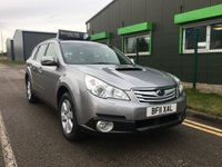 2011 SUBARU OUTBACK 2.0 S BOXER D AWD 5 DOOR ESTATE 150 BHP, ONLY 1 OWNER + SUPPLYING DEALER,  EXCELLENT CONDITION £6695.00