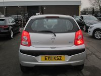 USED 2011 11 NISSAN PIXO 1.0 N-TEC 5d 67 BHP ONLY GROUP 4 INSURANCE