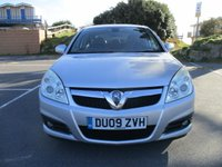 USED 2009 09 VAUXHALL VECTRA 1.9 ELITE CDTI 16V 5d 151 BHP GREAT SPEC - 3 MONTHS WARRANTY - FSH