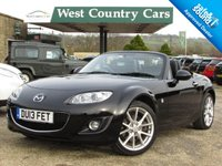USED 2013 13 MAZDA MX-5 2.0 I ROADSTER SPORT TECH 2d 158 BHP Only 2 Owners From New, Full Mazda Service History