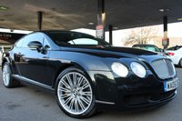 USED 2005 05 BENTLEY CONTINENTAL 6.0 GT 2d 550 BHP