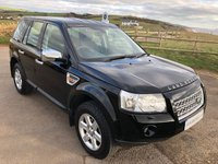 2008 LAND ROVER FREELANDER 2.2 TD4 GS 5d 159 BHP £4995.00