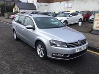 USED 2011 11 VOLKSWAGEN PASSAT 1.6 S TDI BLUEMOTION TECHNOLOGY 5d 104 BHP OUR  PRICE INCLUDES A 6 MONTH AA WARRANTY DEALER CARE EXTENDED GUARANTEE, 1 YEARS MOT AND A OIL & FILTERS SERVICE. 6 MONTHS FREE BREAKDOWN COVER.   CALL US NOW FOR MORE INFORMATION OR TO BOOK A TEST DRIVE ON 01315387070 !!