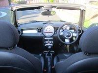 USED 2009 09 MINI CONVERTIBLE 1.6 COOPER 2d 120 BHP HEATED SEATS - FSH - STUNNING