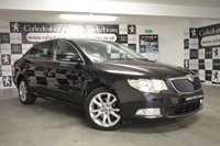 USED 2012 62 SKODA SUPERB 2.0 SE PLUS TDI CR 5d 140 BHP 1 FORMER KEEPER with SERVICE HISTORY & AN OCTOBER 2019 MOT