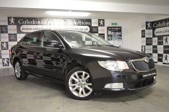 2012 SKODA SUPERB 2.0 SE PLUS TDI CR 5d 140 BHP £7990.00