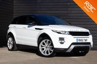 USED 2011 61 LAND ROVER RANGE ROVER EVOQUE 2.2 SD4 DYNAMIC LUX 5d AUTO 190 BHP £0 DEPOSIT BUY NOW PAY LATER - NAV - REVERSE CAM - PAN ROOF
