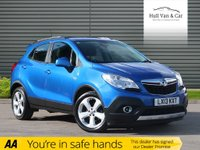 USED 2013 13 VAUXHALL MOKKA 1.6 EXCLUSIV S/S 5d 113 BHP JUST ARRIVED,DETAILS TO FOLLOW