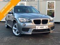 USED 2011 61 BMW X1 2.0 XDRIVE18D M SPORT 5d 141 BHP PREMIUM WARRANTY