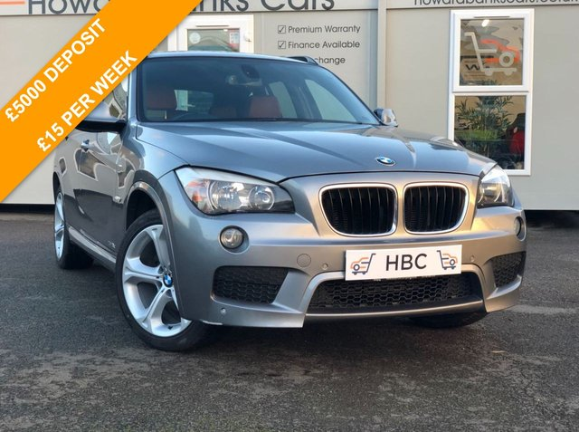 2011 61 BMW X1 2.0 XDRIVE18D M SPORT 5d 141 BHP