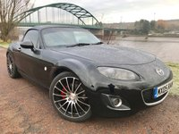 2010 MAZDA MX-5 2.0 I ROADSTER SPORT TECH 2d 158 BHP £6990.00