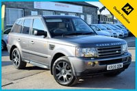 USED 2005 N LAND ROVER RANGE ROVER SPORT 4.4 V8 HSE 5d 295 BHP
