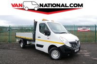 2015 RENAULT TRUCKS MASTER 2.3 125.35 L3 H1 125 BHP TIPPER (ONE OWNER FULL SERVICE HISTORY) £11990.00