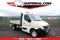 USED 2015 15 RENAULT TRUCKS MASTER 2.3 125.35 L3 H1 125 BHP TIPPER (ONE OWNER FULL SERVICE HISTORY) * 1 OWNER * BLUETOOTH * DAB * READY TO WORK *