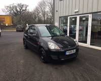 USED 2008 08 FORD FIESTA 1.25 STYLE CLIMATE 3d THIS VEHICLE IS AT SITE 1 - TO VIEW CALL US ON 01903 892224
