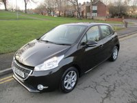 USED 2012 12 PEUGEOT 208 1.2 ACTIVE 5d 82 BHP 54,000 GUARANTEED MILES