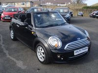 USED 2013 13 MINI CONVERTIBLE 1.6 COOPER 2d 122 BHP LOW MILEAGE WITH HISTORY
