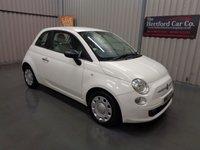 2010 FIAT 500 1.2 POP 3d 69 BHP £3495.00