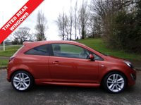 USED 2013 63 VAUXHALL CORSA 1.4 SRI 3d 98 BHP LAST OWNER SINCE 2015 MOT 18.10.2019 TWO KEYS