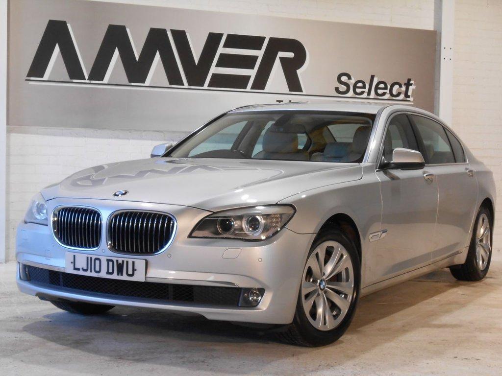 USED 2010 10 BMW 7 SERIES 3.0 730LD SE 4d AUTO 242 BHP