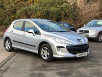 USED 2010 59 PEUGEOT 308 1.6 S HDI 5d 89 BHP MOT SEPTEMBER 2019 +  FULL SERVICE RECORD +  CLIMATE CONTROL +  ALLOY WHEELS +