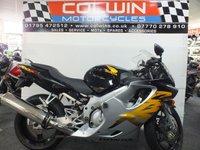 1999 HONDA CBR600F 599cc  £2595.00