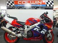 1998 HONDA CBR900RR FIREBLADE 918cc  £3495.00