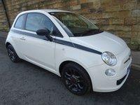 2013 FIAT 500 1.2 POP 3d 69 BHP £4230.00