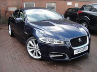 USED 2013 13 JAGUAR XF 3.0 D V6 S PORTFOLIO 4d AUTO 275 BHP ANY PART EXCHANGE WELCOME, COUNTRY WIDE DELIVERY ARRANGED, HUGE SPEC
