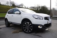 USED 2011 61 NISSAN QASHQAI 1.6 N-TEC 5d 117 BHP CHROME PACK - NAV - CAMERA