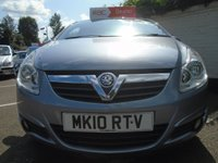 USED 2010 10 VAUXHALL CORSA 1.2 ENERGY 5d 83 BHP GUARANTEED TO BEAT ANY 'WE BUY ANY CAR' VALUATION ON YOUR PART EXCHANGE