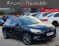 USED 2014 63 CITROEN DS4 1.6 E-HDI AIRDREAM DSTYLE 5d 115 BHP DEALER SERVICE HISTORY AT 65K