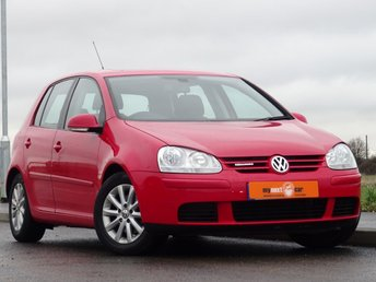 2008 VOLKSWAGEN GOLF 1.9 BLUEMOTION MATCH TDI 5d 103 BHP £5995.00