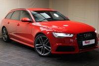 USED 2015 15 AUDI A6 2.0 AVANT TDI ULTRA S LINE BLACK EDITION 5d 188 BHP
