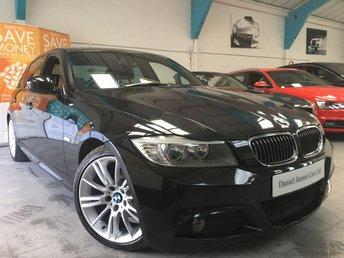 2011 BMW 3 SERIES 2.0 318I SPORT PLUS EDITION 4d 141 BHP £6990.00