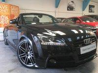 USED 2013 63 AUDI TT 2.0 TFSI QUATTRO BLACK EDITION 2d AUTO 208 BHP