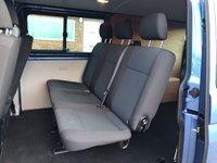 USED 2017 67 VOLKSWAGEN TRANSPORTER 2.0 T32 TDI KOMBI TRENDLINE BMT AUTO 150 BHP