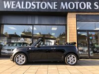 2015 MINI CONVERTIBLE 1.6 COOPER [PEPPER PK]  2d 122 BHP £11495.00