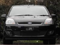 USED 2007 57 FORD FIESTA 1.6 ZETEC CLIMATE TDCI 3d 89 BHP OVER 50 MPG A/C VGC