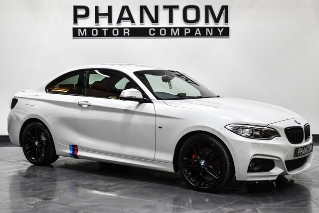 USED 2014 BMW 2 SERIES 2.0 220D M SPORT 2d 181 BHP