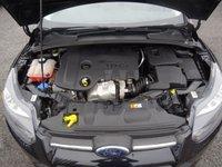 USED 2014 64 FORD FOCUS 1.6 ZETEC NAVIGATOR ECONETIC TDCI START/STOP 5d 104 BHP