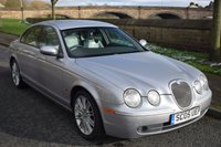 USED 2005 05 JAGUAR S-TYPE 2.7 V6 SPORT 4d AUTO 206 BHP SERVICE HISTORY, AUTO GEARBOX, CRUISE CONTROL, CD RADIO