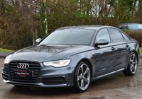 USED 2014 14 AUDI A6 2.0 TDI ULTRA S LINE BLACK EDITION 4d 188 BHP ***PREVIOUSLY SOLD BY OURSELVES*** ***PCP FINANCE AVAILABLE***