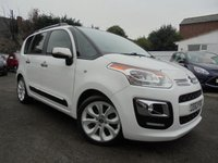 USED 2013 63 CITROEN C3 PICASSO 1.4 PICASSO SELECTION 5d 94 BHP ***PANORAMIC SUNROOF & PANORAMIC WINDSCREEN***