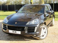 USED 2010 V PORSCHE CAYENNE 3.0 D TIPTRONIC S 5d AUTO 240 BHP FANTASTIC LOOKING CAR, GREAT SPEC