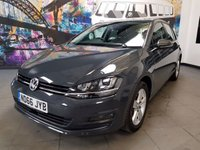 USED 2016 66 VOLKSWAGEN GOLF 1.4 MATCH EDITION TSI BMT 5d 121 BHP